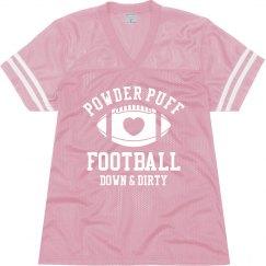 Powderpuff Jersey