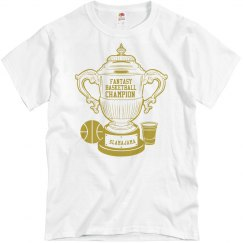 Fantasy Bball Trophie