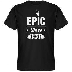 Epic since 1941
