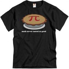 Math Club Pie