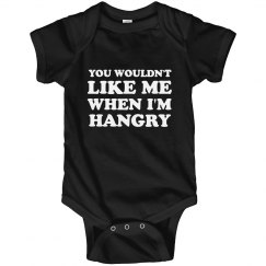 Funny When I'm Hangry