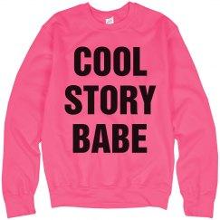 Neon Story Babe Crew