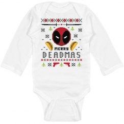 Merry Deadmas Bodysuit