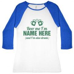 Green Beer This Irish Girl