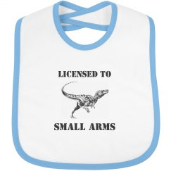 Licensed To Small Arms