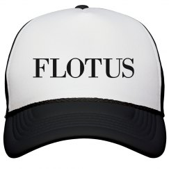 FLOTUS Black Trump Hat
