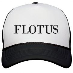 FLOTUS Black Trump Hat
