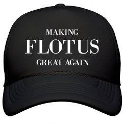 Making FLOTUS Great Again Black Cap
