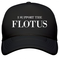 I Support The FLOTUS Black Cap
