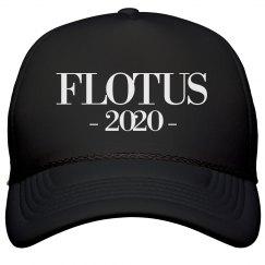 FLOTUS 2020 Black Cap