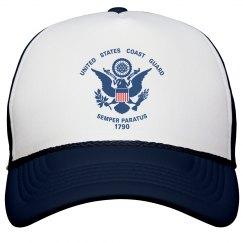 U.S. Coast Guard Hat