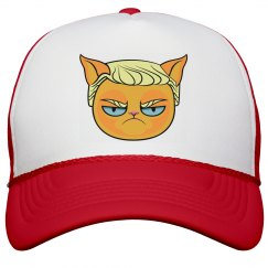 Trumpy Cat Hat