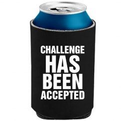 Challenge Accepted Cooler