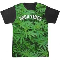 Good Vibes-Green
