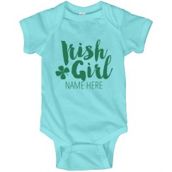 Irish Girl Custom Bodysuit