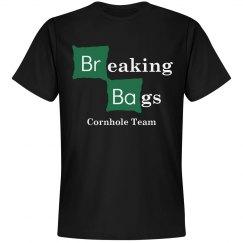 Breaking Bags Cornhole Team