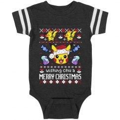 A Baby's Pocket Monster Christmas