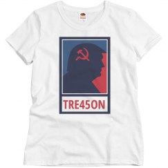 Trump-Putin Summit Was TRE45SON