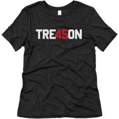 Impeach & Repace Trump TRE45ON