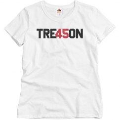 Impeach Trump For TRE45ON