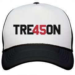 TRE45ON Impeach Trump Protest
