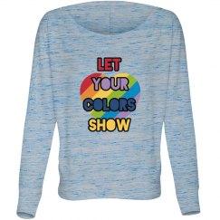 Let Your Colors Show