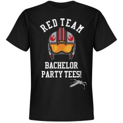 Red Team Bachelor Tees