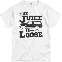 OJ Simpson The Juice Is Loose