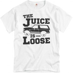 OJ Simpson The Juice Is Loose
