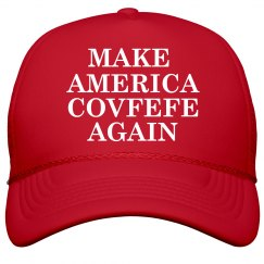 159894b3974a1 Nike Golf Sphere Dry Hat · Make America Covfefe