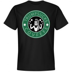 Trump Sucks Coffee Shirt