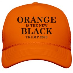 Orange is the New Black - Trump