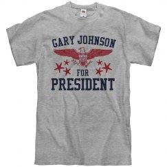 Gary Johnson 2016 President