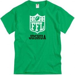 Fantasy Football League Team Shirt