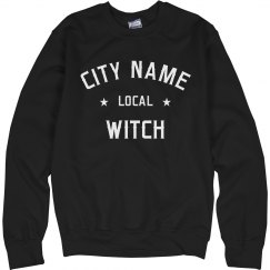 Local Witch From A Custom City