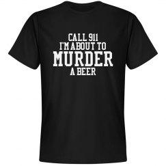 Call 911 T-Shirt