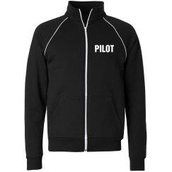 Pilot track jacket