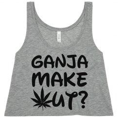 Weed Pun Girl