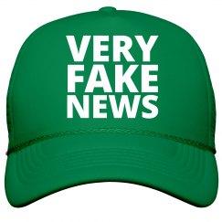 Very Fake News Trump Jr. Politics