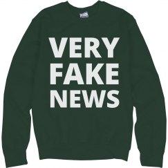 Very Fake News Trump Jr. Funny