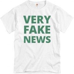 Very Fake News Trump Spoof Politics