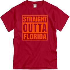 Straight Outta Florida T-Shirt