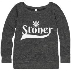 Cursive Stoner