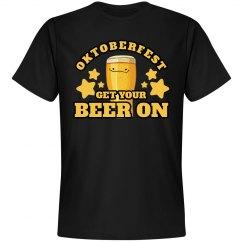 Get Your Beer On Oktoberfest