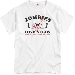 Zombies Love Nerds
