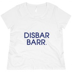 Disbar Barr