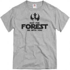 May The Forest Be With You Young Jedi