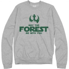 I Am One With The Forest