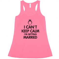 Can't Keep Calm Married