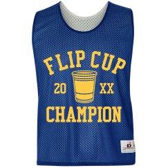 Flip Cup Champion